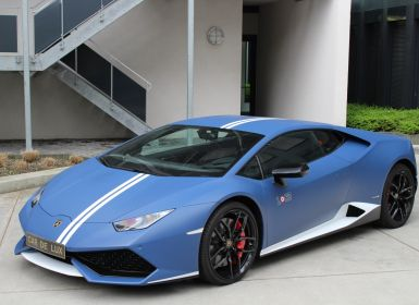 Vente Lamborghini Huracan LP610-4 Avio Limited Edition 1 of 250 Occasion