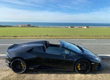 Vente Lamborghini Huracan Spyder EVO LP 640 1ère Main Malus Payé TVA Récupérable Occasion