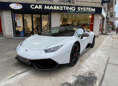 Vente Lamborghini Huracan SPYDER LP 610-4 Leasing