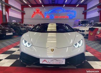 Vente Lamborghini Huracan Spyder Lp 610cv Occasion