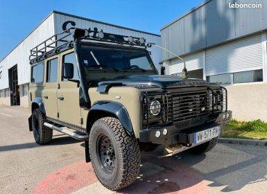 Land Rover Defender 110 td4 7 places ex armée Occasion