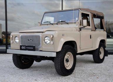 Vente Land Rover Defender 90 Heritage Convertible Leder Interior Occasion