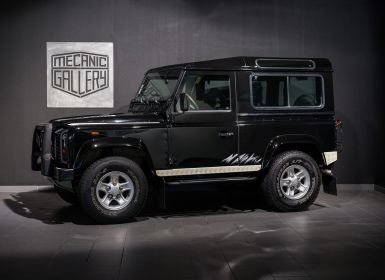 Vente Land Rover Defender 90 TD5 Black Silver Occasion