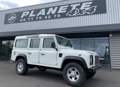 Vente Land Rover Defender Station Wagon 110 TD5 SW 122 CV Occasion