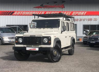 Vente Land Rover Defender SW 110 2.5 TD5 122ch 9 places Occasion