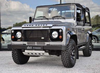 Vente Land Rover Defender TD4 CABRIO Alcantara Roof PERFECT Condition Occasion