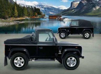 Vente Land Rover Defender TD4 CABRIO EDEN PARK EDITION Occasion