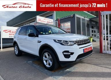 Vente Land Rover Discovery 2.0 TD4 180CH HSE Occasion