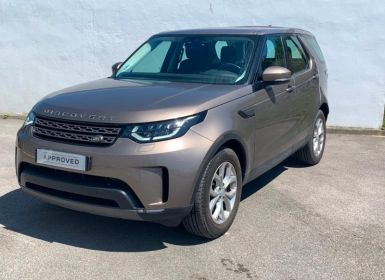 Achat Land Rover Discovery 2.0 TD4 180CH SE Kaikoura Stone Occasion