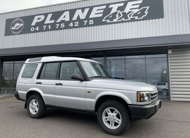 Voiture Land Rover Discovery 2.5 L TD5 138 CV S Occasion