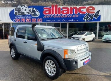 Land Rover Discovery 3 td6 2.7l 7 places Occasion