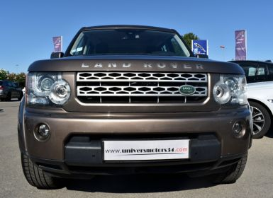 Vente Land Rover Discovery 3.0 SDV6 245CH SE 7PLACES Occasion