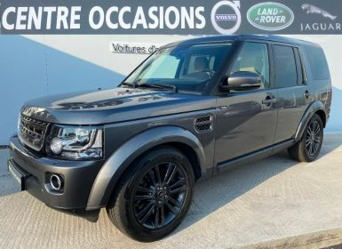 Land Rover Discovery 3.0 TDV6 Graphite Edition Occasion