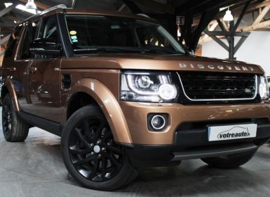 Voiture Land Rover Discovery 4 IV SDV6 256 LANDMARK EDITION MARK I AUTO Occasion