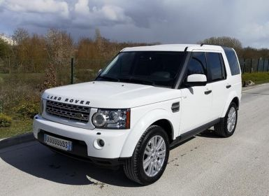 Vente Land Rover Discovery 4 IV TDV6 245 HSE BVA Io Occasion