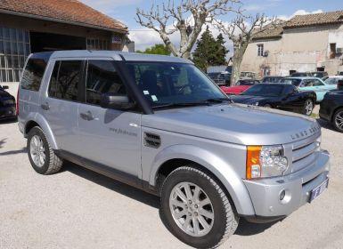 Vente Land Rover Discovery III 2.7D V6 HSE AUTOMATIC 190cv 4X4 5P BVA FAP Occasion