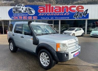 Vente Land Rover Discovery III 2.7l TD6 Occasion