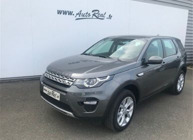 Voiture Land Rover Discovery MARK III TD4 180CH BVA HSE Occasion