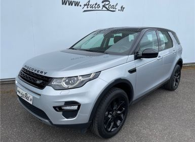 Vente Land Rover Discovery MARK III TD4 180CH BVA HSE Occasion