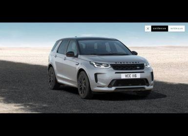 Land Rover Discovery Sport 1.5 P300e 309ch R-Dynamic SE AWD BVA Mark V Neuf