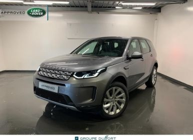 Voiture Land Rover Discovery Sport 2.0 D 150ch SE AWD BVA Mark V Occasion