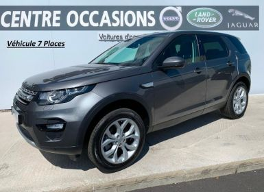 Vente Land Rover Discovery Sport 2.0 D 180ch HSE AWD BVA Mark V Occasion