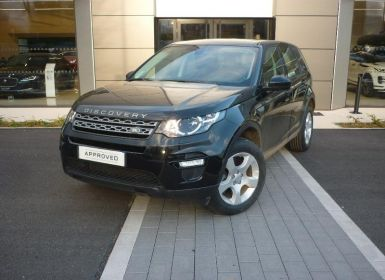 Voiture Land Rover Discovery Sport 2.0 eD4 150ch 2WD Pure Mark I Occasion
