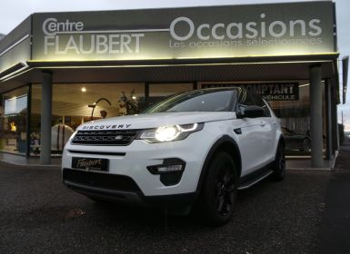 Voiture Land Rover Discovery Sport 2.0 SD4 240CH HSE AWD BVA MARK III Occasion