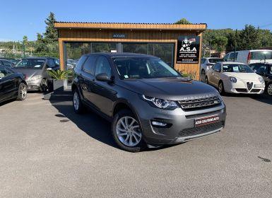 Vente Land Rover Discovery Sport 2.0 SD4 240CH SE AWD BVA MARK IV Occasion