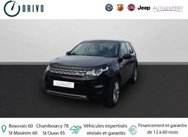 Vente Land Rover Discovery Sport 2.0 Si4 240ch AWD HSE Luxury Mark I Occasion