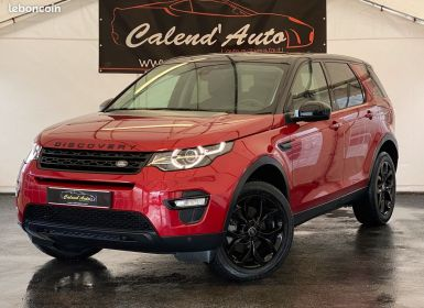 Vente Land Rover Discovery Sport 2.0 td4 150 hse 4wd luxury Occasion