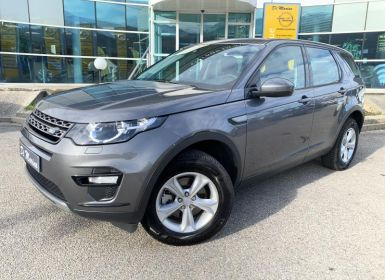 Vente Land Rover Discovery Sport 2.0 TD4 150 SE 4WD Occasion