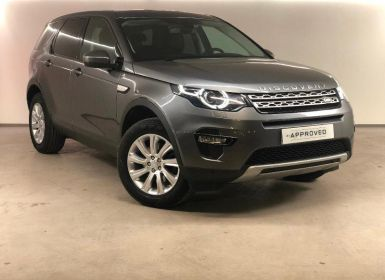 Voiture Land Rover Discovery Sport 2.0 TD4 150ch AWD HSE BVA Mark I Occasion