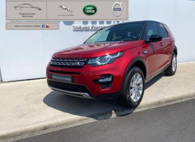 Vente Land Rover Discovery Sport 2.0 TD4 150ch AWD HSE BVA Mark I Occasion
