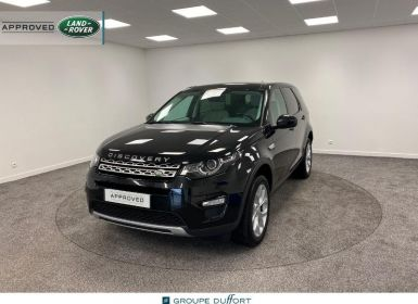 Vente Land Rover Discovery Sport 2.0 TD4 150ch AWD HSE BVA Mark II Occasion