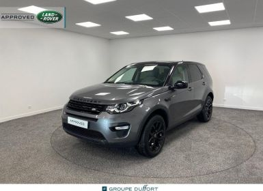 Achat Land Rover Discovery Sport 2.0 TD4 150ch AWD HSE BVA Mark II Occasion