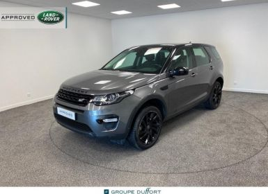 Vente Land Rover Discovery Sport 2.0 TD4 150ch AWD HSE Luxury BVA Mark I Occasion