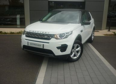 Achat Land Rover Discovery Sport 2.0 TD4 150ch AWD SE BVA Mark I Occasion