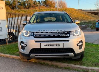 Vente Land Rover Discovery Sport 2.0 TD4 150CH AWD SE BVA MARK I Indus Silver Occasion