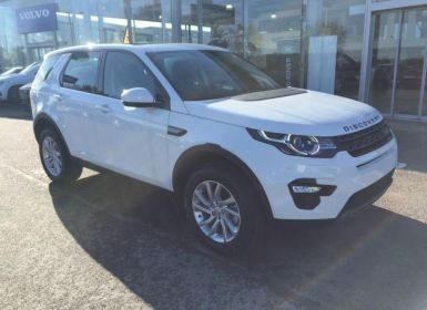 Achat Land Rover Discovery Sport 2.0 TD4 150ch AWD SE BVA Mark II Occasion