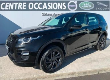 Vente Land Rover Discovery Sport 2.0 TD4 150ch AWD SE BVA Mark II Occasion