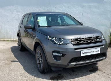 Achat Land Rover Discovery Sport 2.0 TD4 150CH AWD SE BVA MARK II GRIS CORRIS Occasion