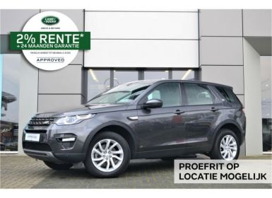Achat Land Rover Discovery Sport 2.0 TD4 150ch AWD SE Mark II Occasion