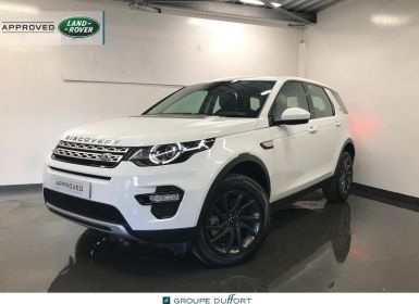 Vente Land Rover Discovery Sport 2.0 TD4 150ch HSE AWD BVA Mark IV Occasion