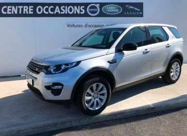 Land Rover Discovery Sport 2.0 TD4 150ch Pure AWD Mark IV Occasion