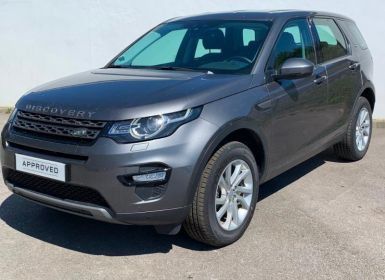 Achat Land Rover Discovery Sport 2.0 TD4 150CH SE AWD BVA MARK III GRIS CORRIS Occasion