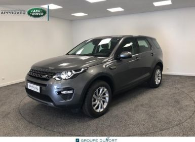 Vente Land Rover Discovery Sport 2.0 TD4 150ch SE AWD Mark IV Occasion