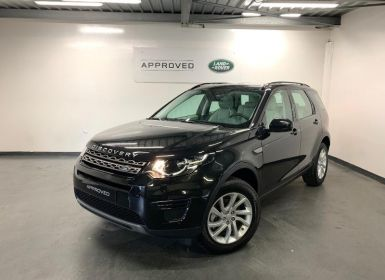 Achat Land Rover Discovery Sport 2.0 TD4 150ch SE AWD Mark IV Occasion