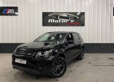 Vente Land Rover Discovery Sport 2.0 TD4 180 CV 7 PLACES 1ere MAIN 01/2019 Occasion