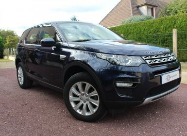 Vente Land Rover Discovery Sport 2.0 TD4 180 HSE BVA 7pl Occasion